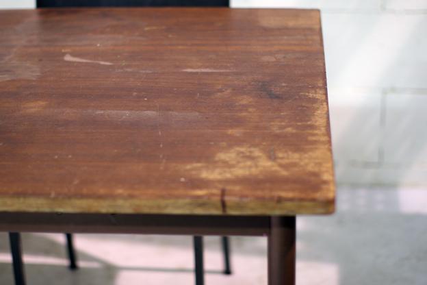 opklapbare keukentafel