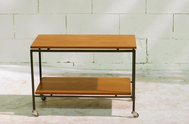 Tv tafel met wielen eettafel op wielen loungeset - Tafel tv vintage ...