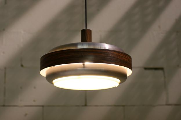 Geweldige Retro Vintage hanglamp jaren 60 u2013 Dehuiszwaluw