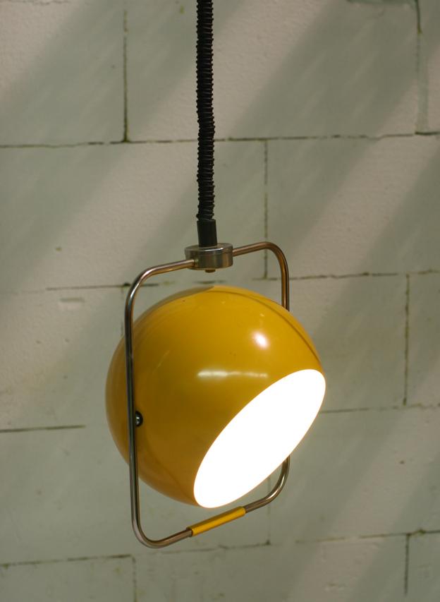 Retro Vintage Gepo grote draaibol hanglamp – Dehuiszwaluw