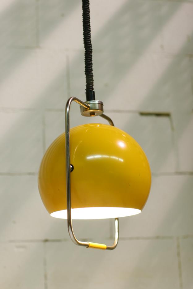 Retro Vintage Gepo Grote Draaibol Hanglamp Dehuiszwaluw