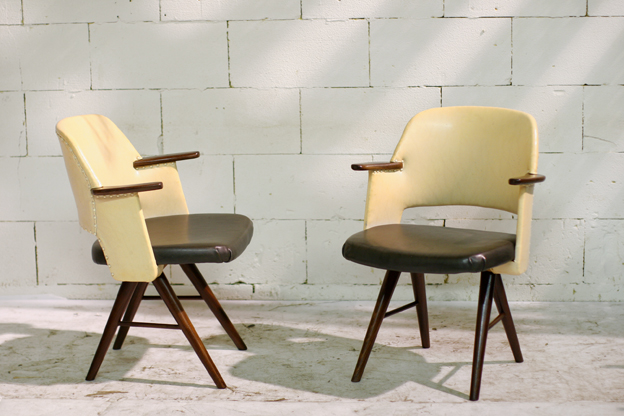 Design Pastoe Stoelen : Retro vintage cees braakman pastoe stoelen top! u2013 dehuiszwaluw