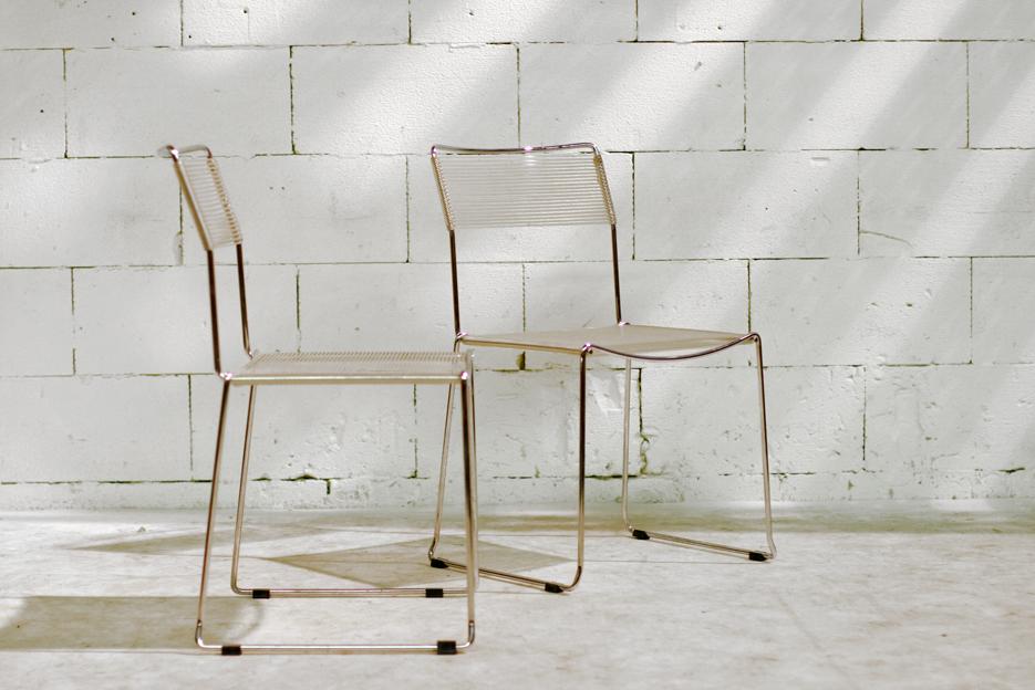 2 retro vintage spaghetti stoelen jaren 70 u2013 dehuiszwaluw