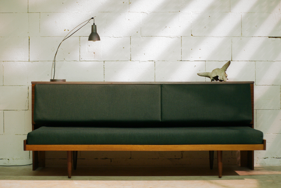 Top retro vintage bank kast dressoir en bed in 1 meubel dehuiszwaluw - Vintage bank thuis van de wereld ...