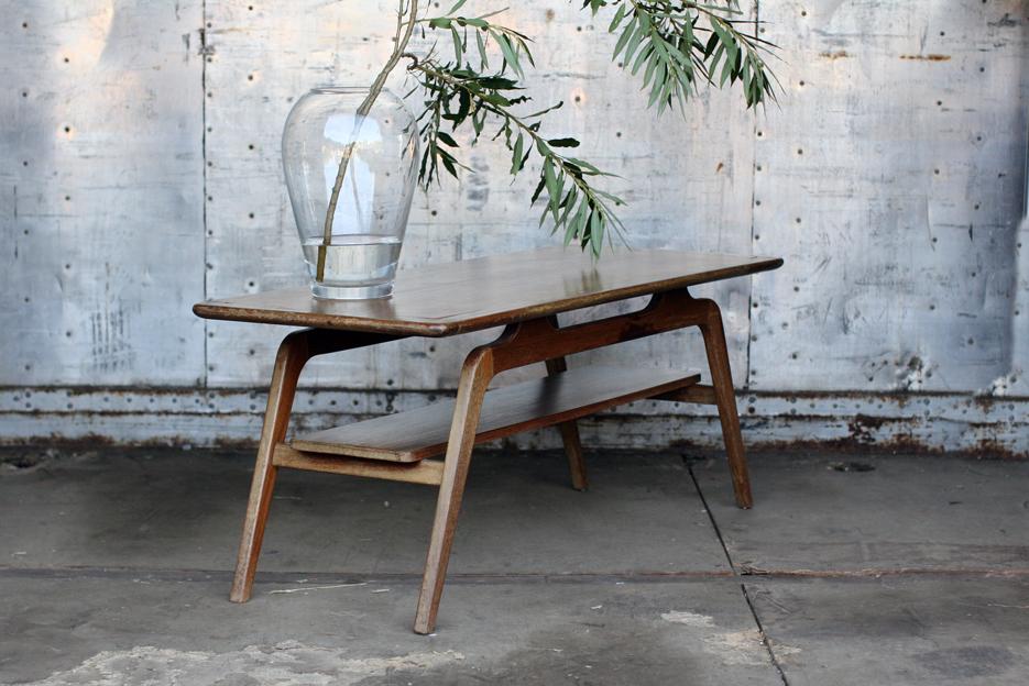 Retro vintage salontafel jaren 60 prachtvorm dehuiszwaluw for Jaren 60 interieur