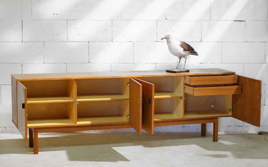TOP! Retro Vintage strak dressoir Pastoe Cees Braakman  u2013 Dehuiszwaluw