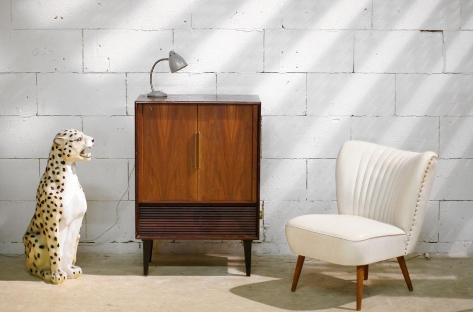 ... Vintage Philips Automatic jaren 60 tv meubel dressoir : Dehuiszwaluw