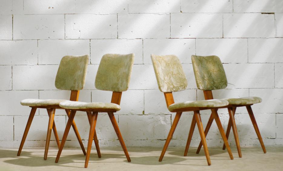 Jaren 50 Stoel : Geweldig ontwerp retro vintage stoelen jaren 50 pastoe? u2013 dehuiszwaluw