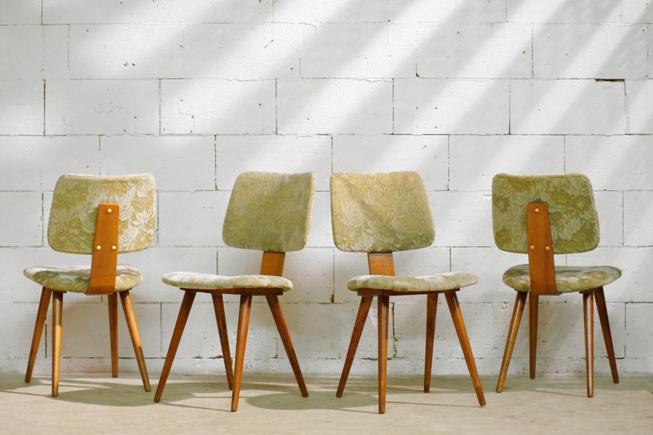 Geweldig ontwerp retro vintage stoelen jaren pastoe u dehuiszwaluw