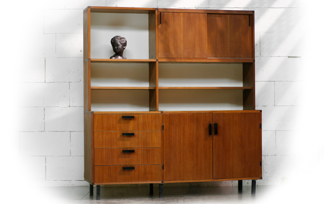 Retro Vintage Cees Braakman Pastoe Made to Measure dressoir  u2013 Dehuiszwaluw