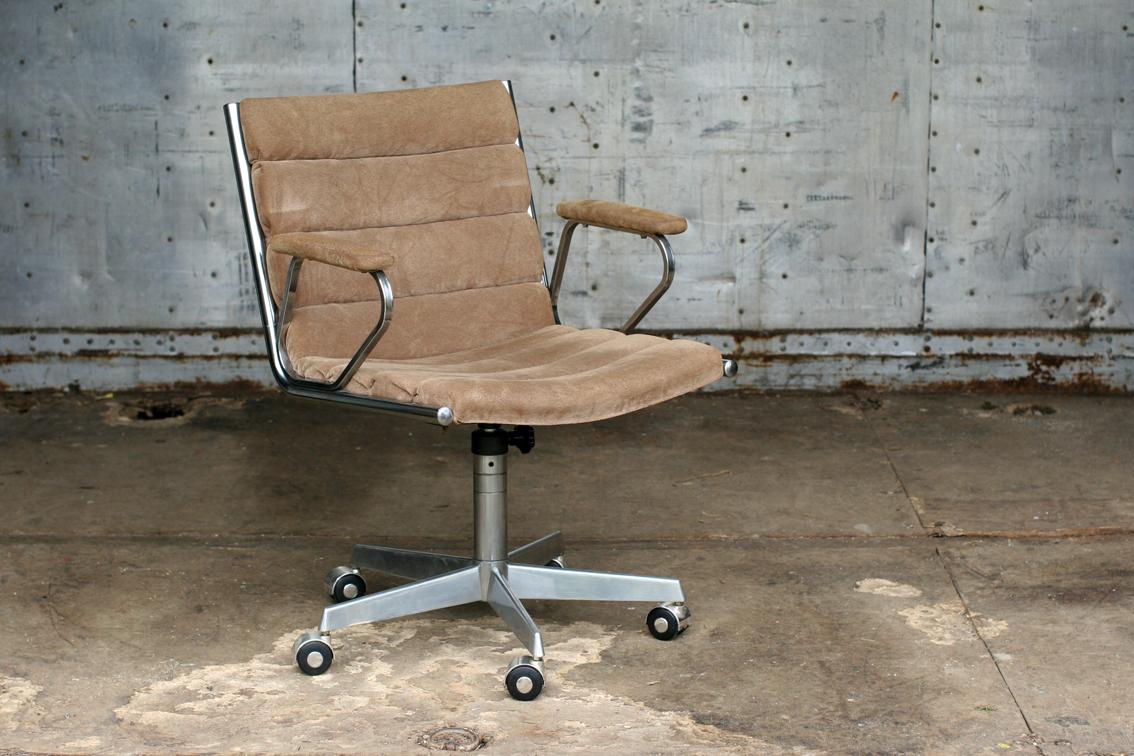 Retro vintage fauteuil op wielen jaren 60 70 dehuiszwaluw - Zeer comfortabele fauteuil ...