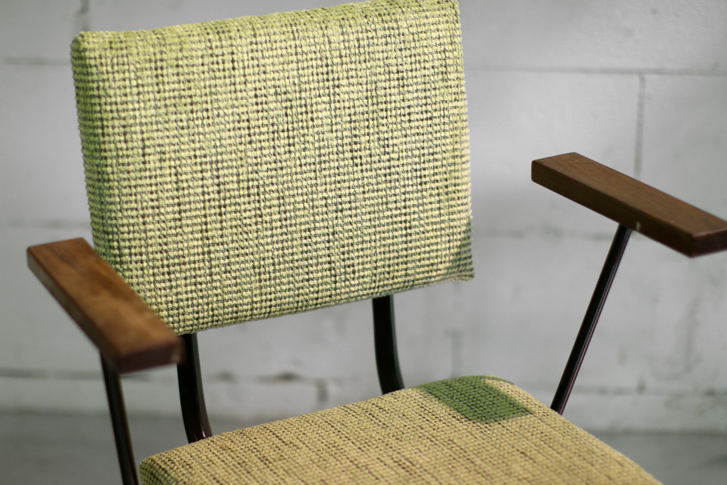 Stoel Metalen Frame : Retro vintage brabantia super stoel jaren u dehuiszwaluw