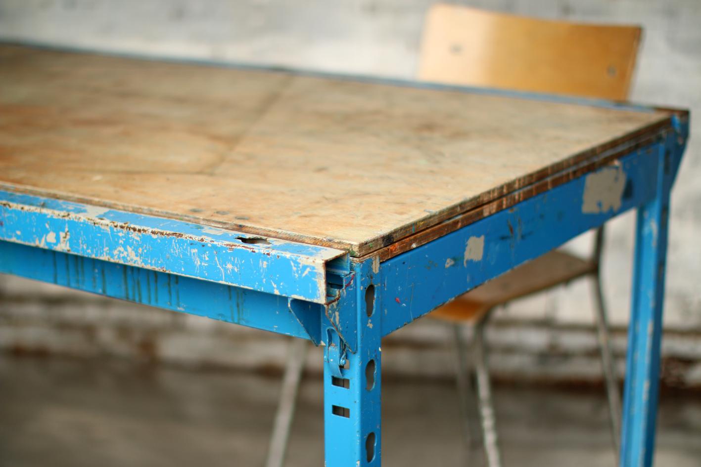Houten Planken Tafel: Douglas hout per m. Eikenhouten boomstam ...