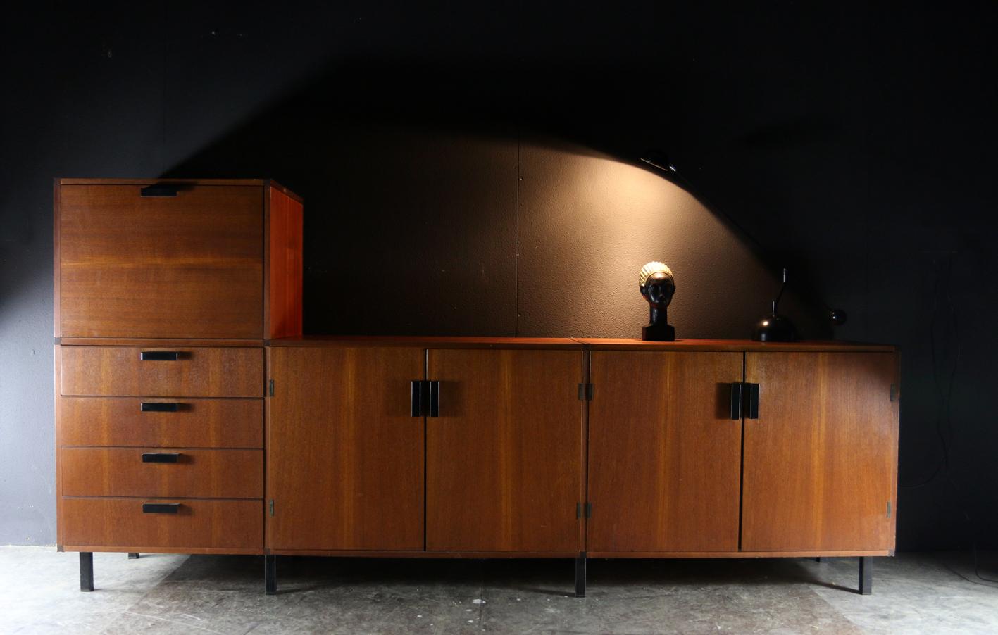 Retro Vintage Pastoe Cees braakman dressoir Made to Measure   Dehuiszwaluw