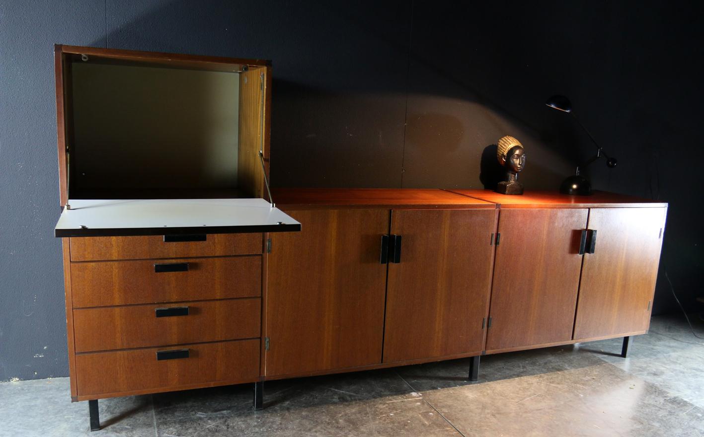 Retro dressoir pastoe for Dressoir design