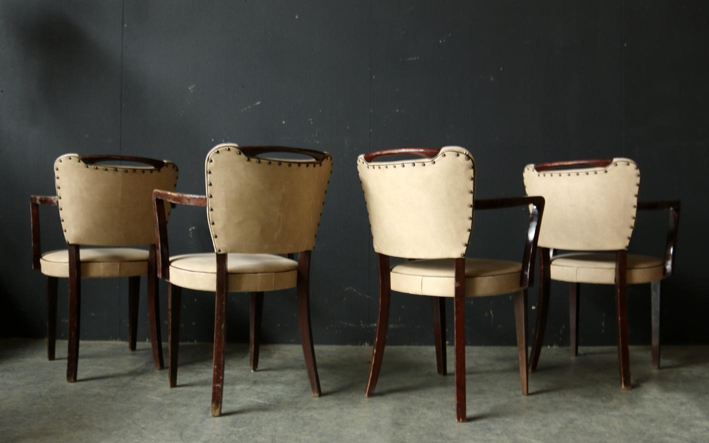 Partij Retro Vintage armstoelen fauteuiltjes jaren 60 Horeca Uniek!   Dehuiszwaluw