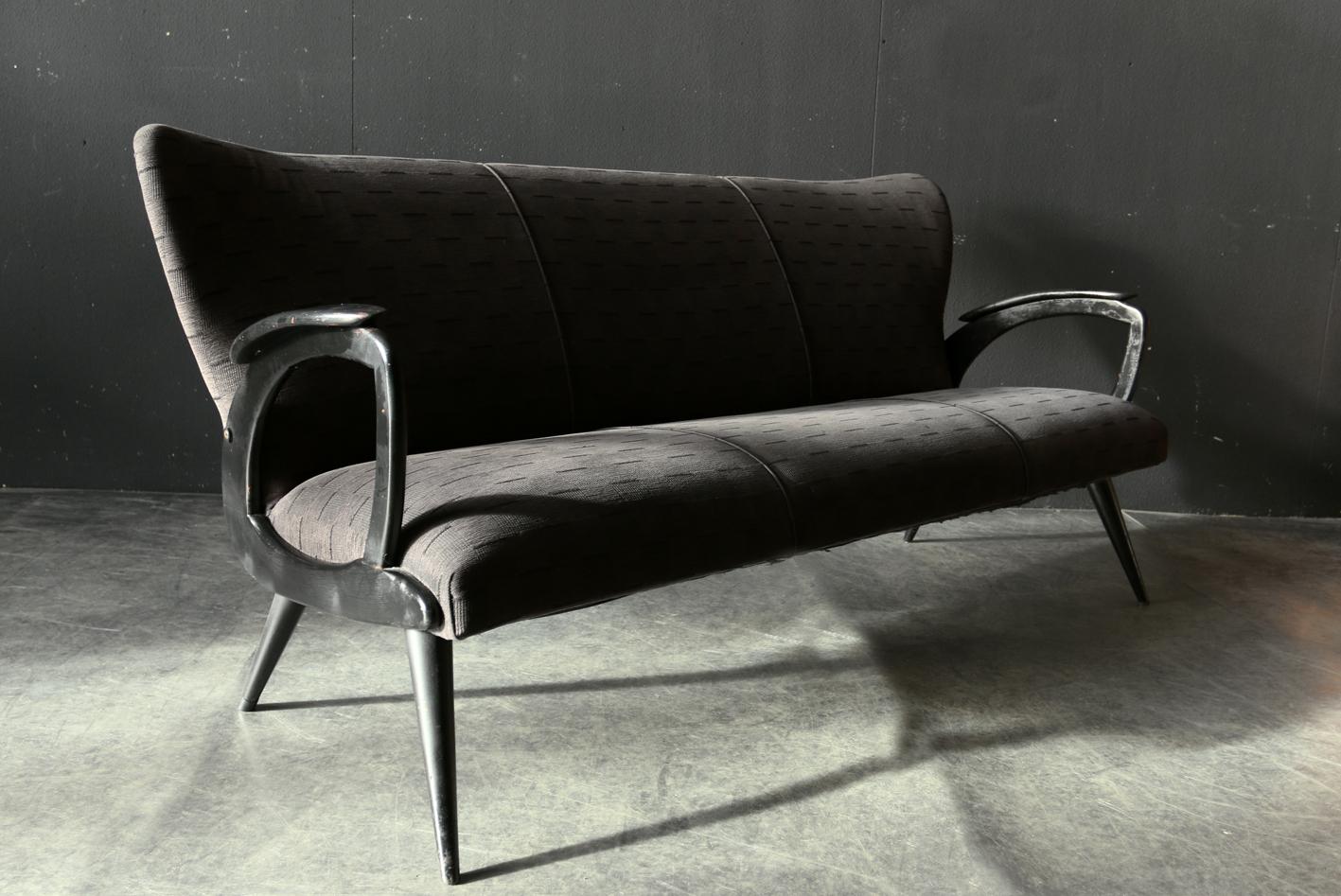 Retro vintage bank supervormen jaren 60 dehuiszwaluw - Bank jaren ...