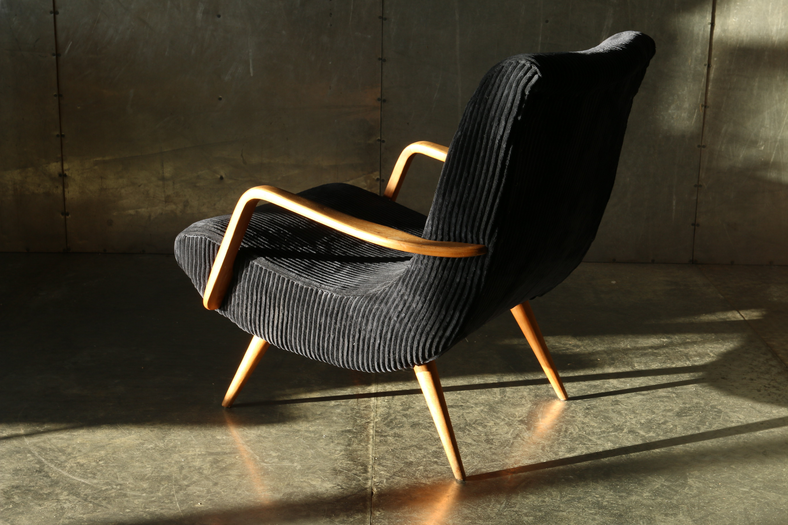 Ongekend TOP Vintage Design Fauteuil jaren 60 – Dehuiszwaluw XL-52