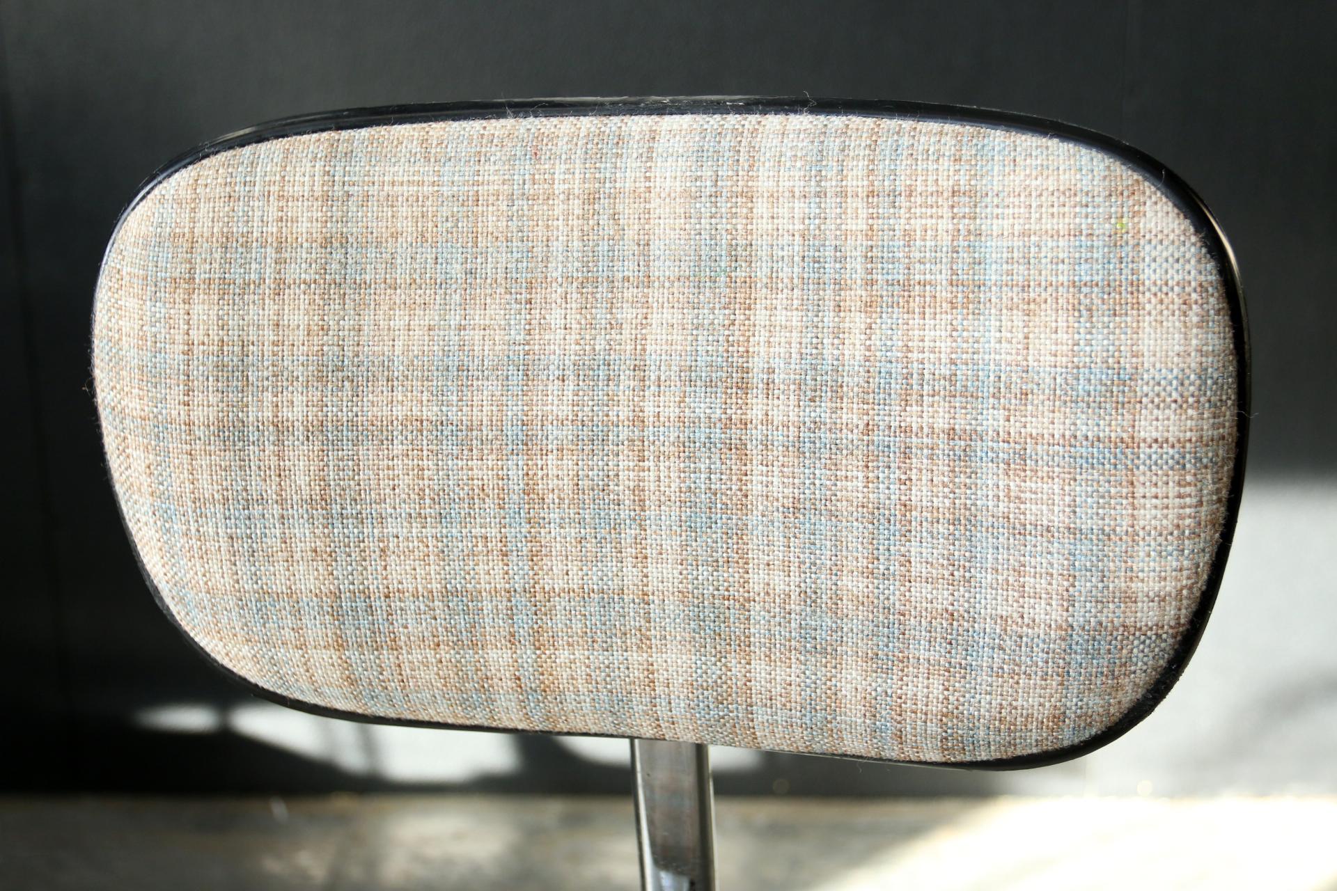 Originele Gispen Bureaustoel.Retro Vintage Gispen Bureaustoel Op Wielen Dehuiszwaluw