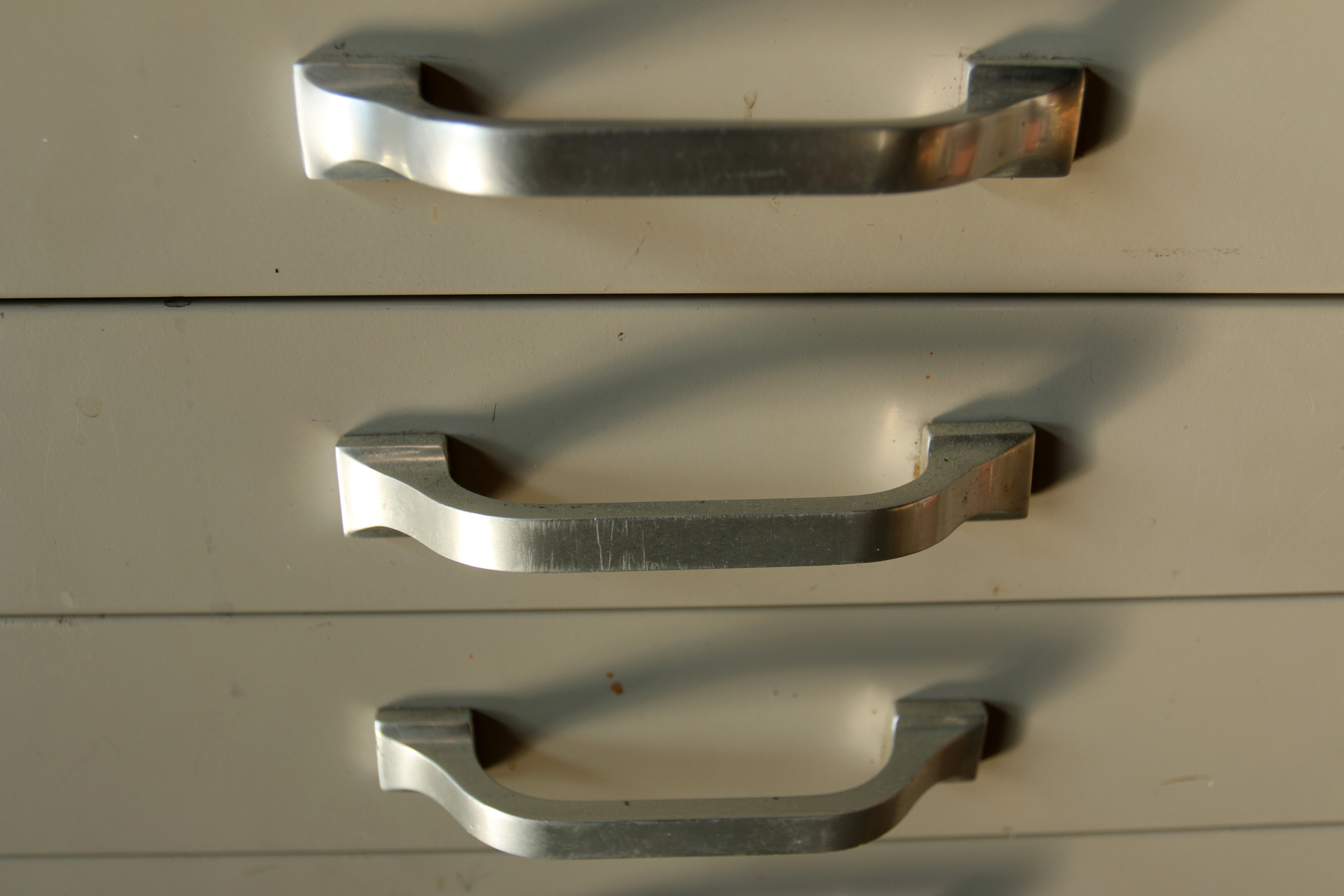 Ladenkast Tekeningen A1.Industrieel Vintage Ladekast Salontafel Papierkast Metaal A1