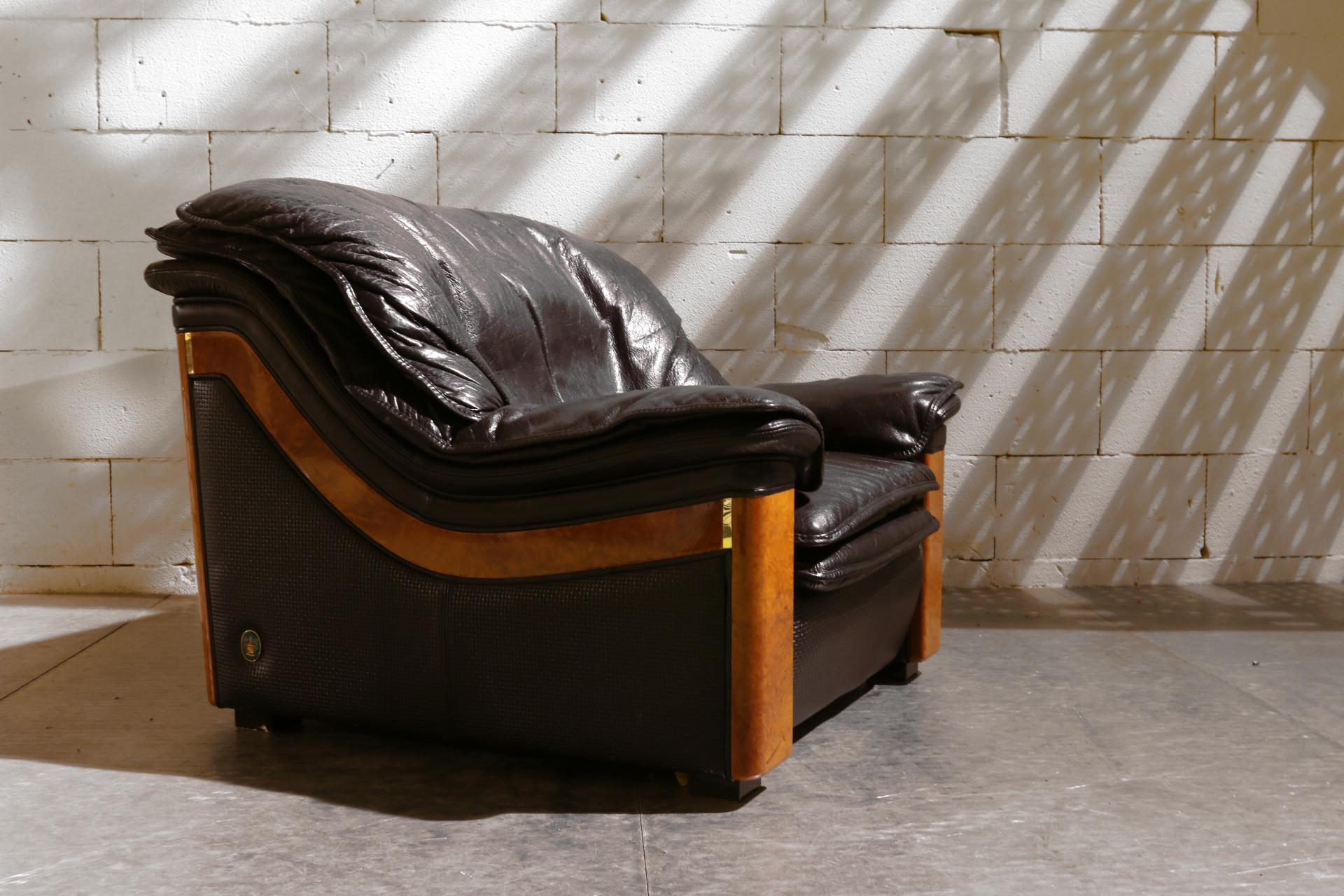 Eclectisch vintage design paolo gucci fauteuil formitalia u2013 dehuiszwaluw